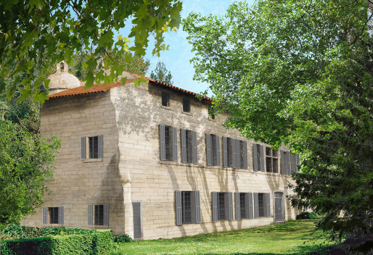 projet 3D REnaud Architecture